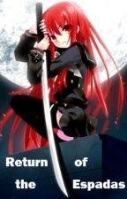Return of the Espadas (Ichigo x OC x Grimmjow) by SkyeLeAwesome