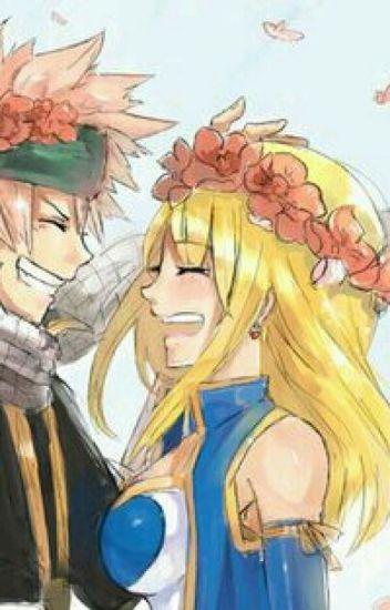 Fairy Tail. Natsu X Lucy