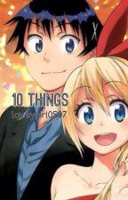 10 Things by loveygirl0507