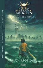 Olympen läser Percy Jackson: Född till hjälte by emilia01love