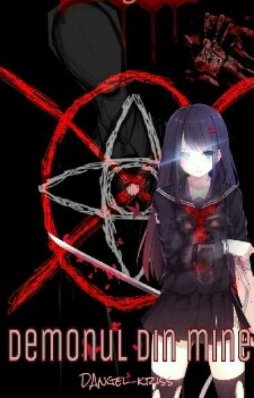 Demonul din mine(creepypasta)