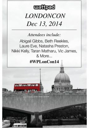Wattpad LondonCon - 13 December 2014 by JayVictor