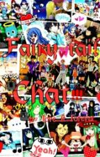 Fairy tail Chat by love_ft_forever