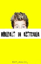 Holidays in Australia (Luke Hemmings) by emy_malik_
