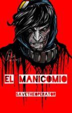 El manicomio.- Ticci Toby y tú.- by SaveTheOperator