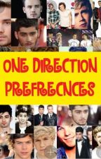 One direction preferences by HighWithNiall