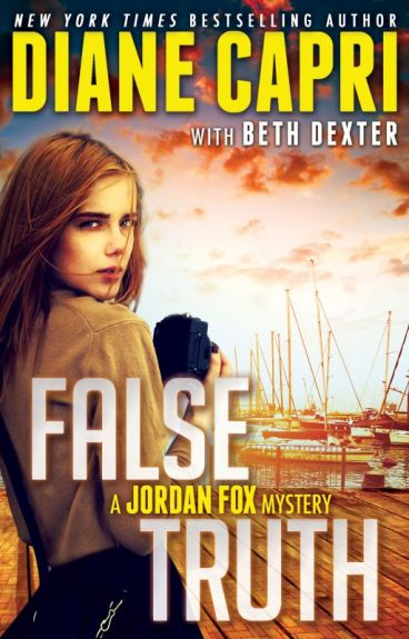 False Truth: A Jordan Fox Mystery (Books 1-3)