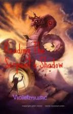 Reading The Serpent's Shadow by violetmusic