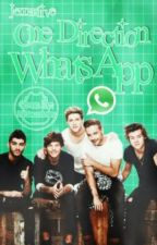 One Direction WhatsApp. by -bubblegxmbitch