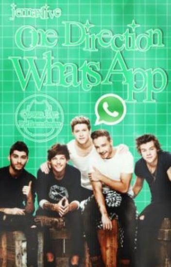 One Direction WhatsApp.