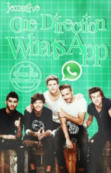 One Direction WhatsApp.