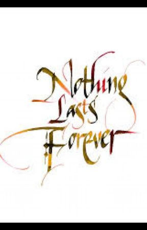 Nothing lasts forever ... by narij__