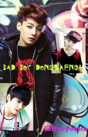Bad Boy Dongsaeng! [BTS Jungkook] by HyoYomin