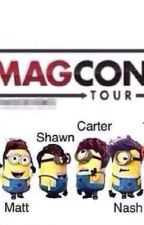 Magcon Dirty Imagines REQUESTS CLOSED! by MagconGrierAndi