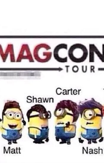 Magcon Dirty Imagines REQUESTS CLOSED!