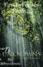 Fan-favorites in The Unknowns by abbycslewis