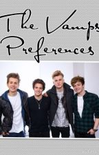 The Vamps preferences by bexyboop123