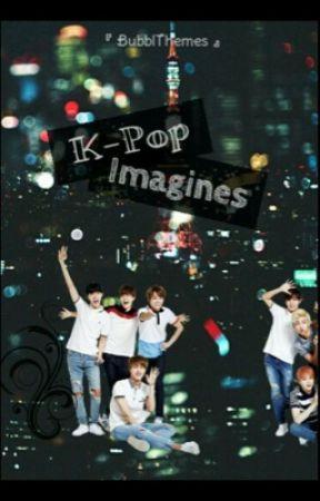 Kpop Imagines by xiu-lu
