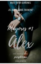 Alex (Mayores 1°) [PUBLICADA EN AMAZON] by pumpkinnose