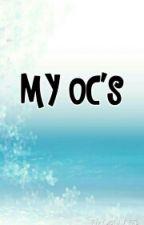 My OC's by -Amber-Elemental-
