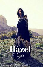 Hazel Eyes by xBuddhistx