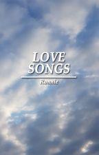Love Songs ↪ Narry AU by runningwoobin