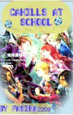 Cahills at School by Fasiha2209