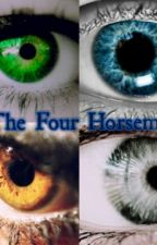 The Four Horsemen(Girl x Girl) by demonhuntress1