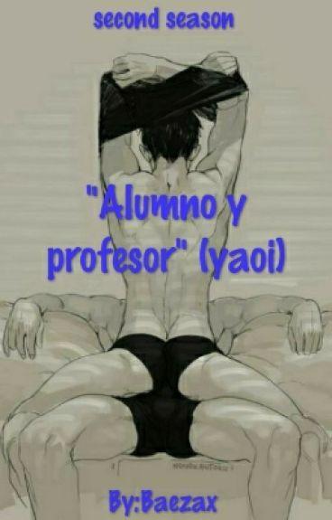 alumno y profesor (2da temporada)