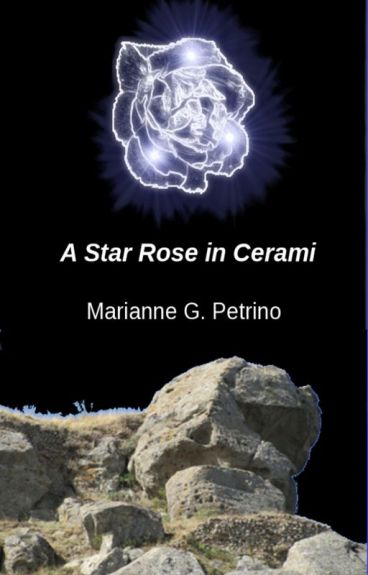 A Star Rose in Cerami by MGPetrino