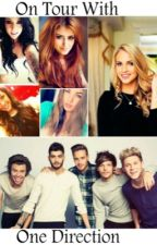 On Tour With One Direction by aysuerman
