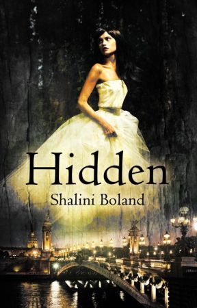 HIDDEN (Marchwood Vampire Series #1) by ShaliniBoland