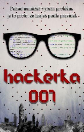 Hackerka 007 by Foxie_89