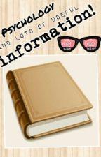 Психология и еще много разной информации! by Yuliaqwert