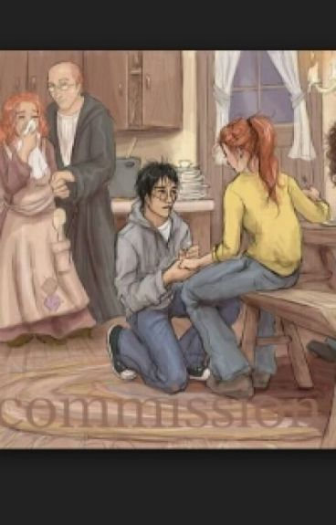 Harry Potter and Ginny Weasley