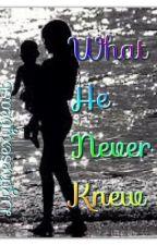 What He Never Knew by LittleBit_XO