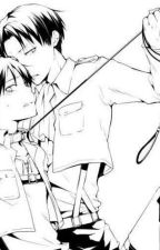 Our Little Secret Ereri/Riren by _daddyeyebrows