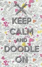 keep calm and doodle on by dazz16