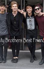 My Brothers best friend (Dutch) by Lukey_Cutie_