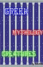 Mythical Creatures (Greek) by Kalsalalac