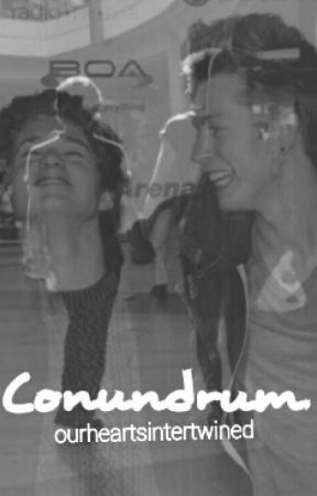 Conundrum [jadley] by ourheartsintertwined
