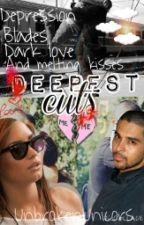 Deepest Cuts (Dilmer Fanfiction) by UnbrokenUnicorns