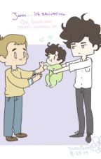 Sherlock/Teenlock/Parentlock--We're Keeping the Baby! (Johnlock) by willowtree1415