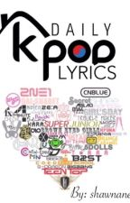 Kpop Lyrics by -wendypabo