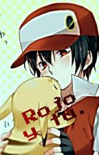 Rojo y tú. by otakugamerx9