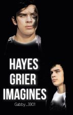 Hayes Grier imagines by gabbyyyyyy__