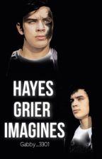 Hayes Grier imagines by gabbyyyyyy__