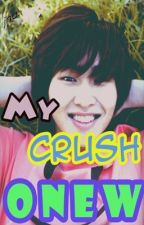My Crush, On You (Onew) [One Shot] by BellaEscritura