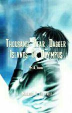 Thousand Year Old Dagger - Islands Of Olympus by LA_Idroda