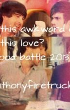 Is This Awkward or Is This Love?(foodbattle 2013)ianthony by ianthonyfiretruck